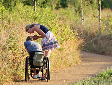 Vacances et handicap