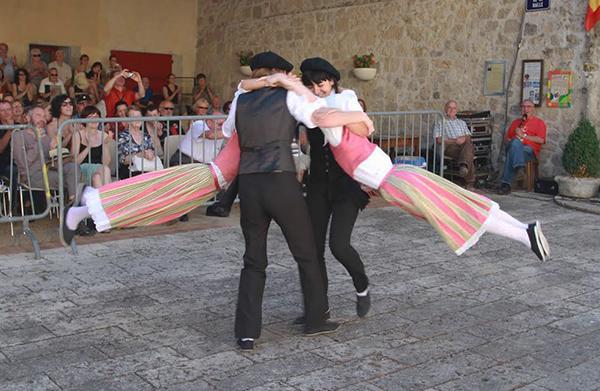 Les Cabris d'Albret font le show - Crédit photo: