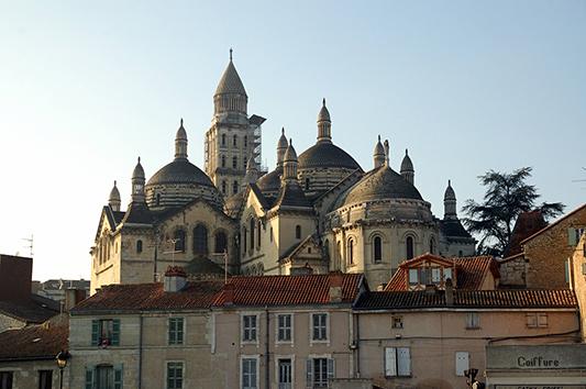 Cathédrale de Périgueux - Crédit photo: Devan Bickley - Flickr