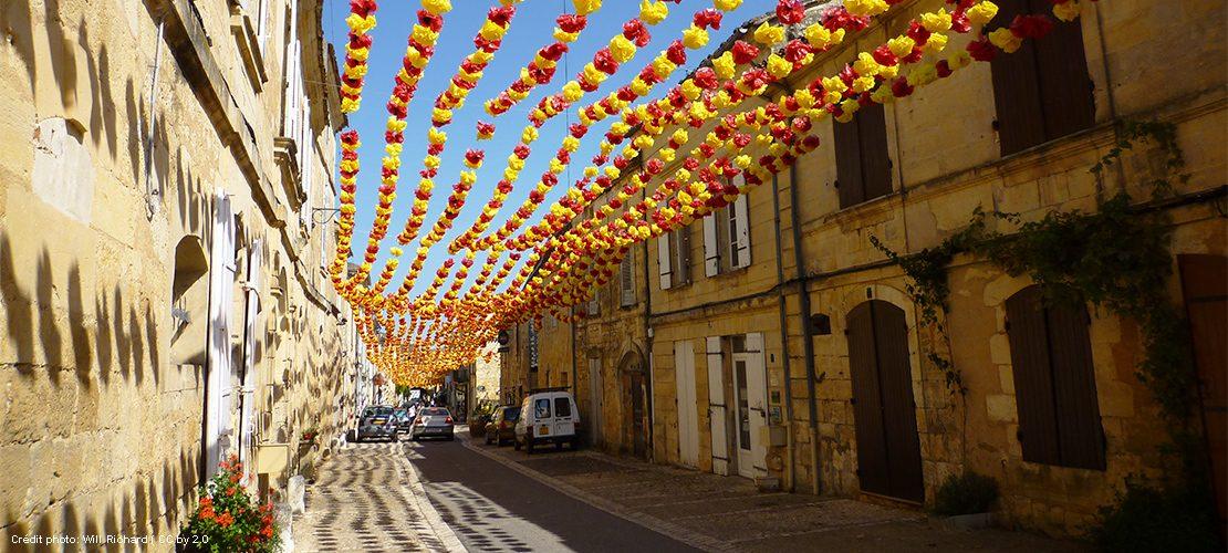 Festivités en Dordogne: un programme chargé