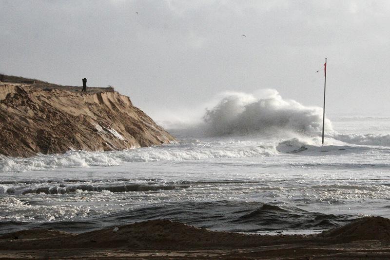Grosses conditions à Mimizan - Crédit photo: Elodie Ruedas - Flickr