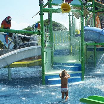 Les parcs aquatiques