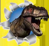 dinosaures parc