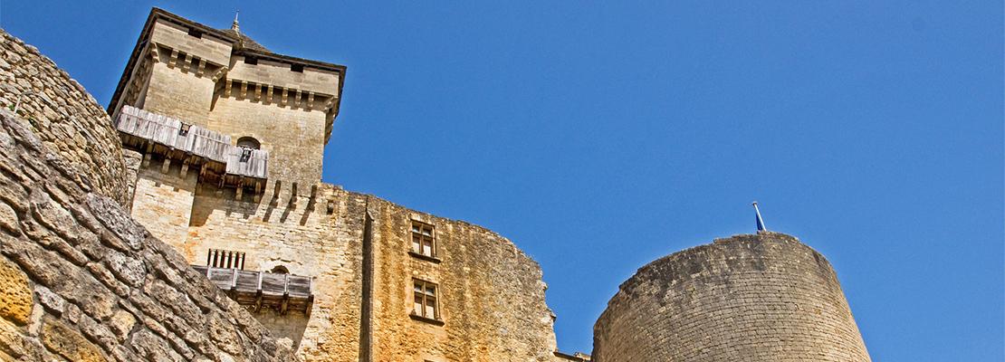 L'imposant château de Castelnaud - Crédit photo: Guy Bettray