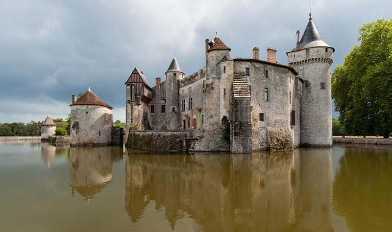 Une bien jolie demeure, à n'en pas douter - Crédit photo: Hervé Devred