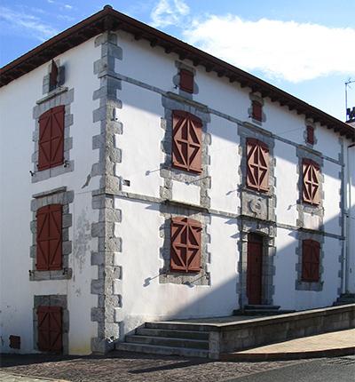 Maison du 16e sicèle - Crédit photo: Pierre Charpiat