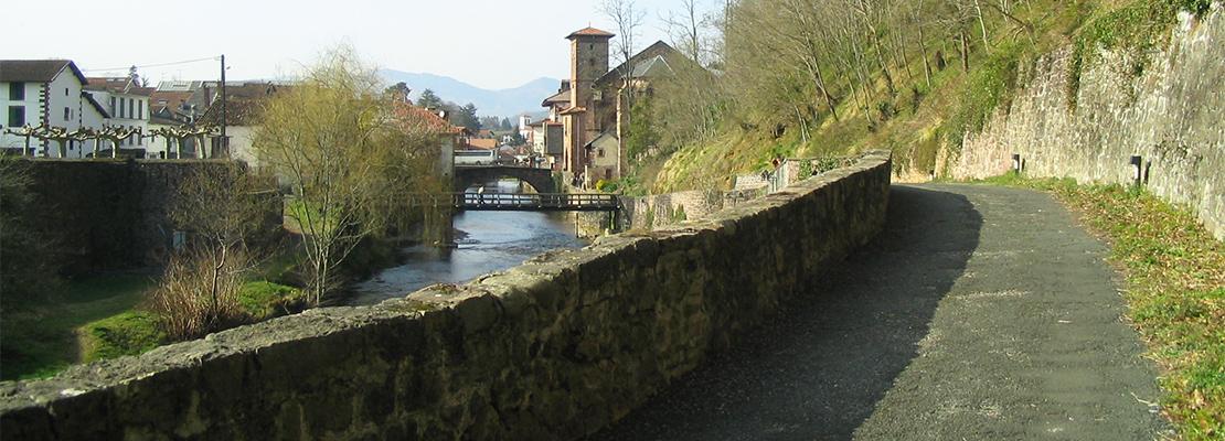 Aux abords de Saint-Jean-Pied-de-Port