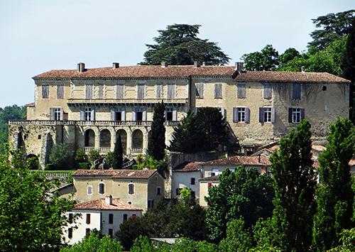 Comme un air de Toscane en plein Sud-Ouest - Crédit photo: