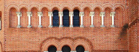 façade église sainte-catherine