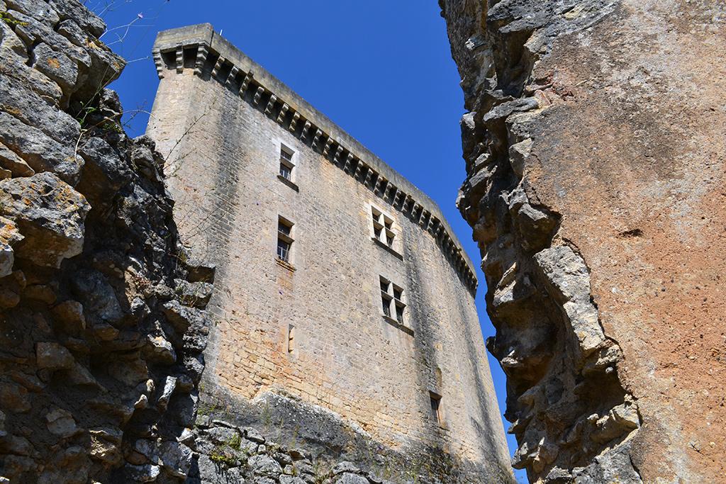 Château de Bonaguil (Lot-et-Garonne) - Crédit photo: FranceSudOuest