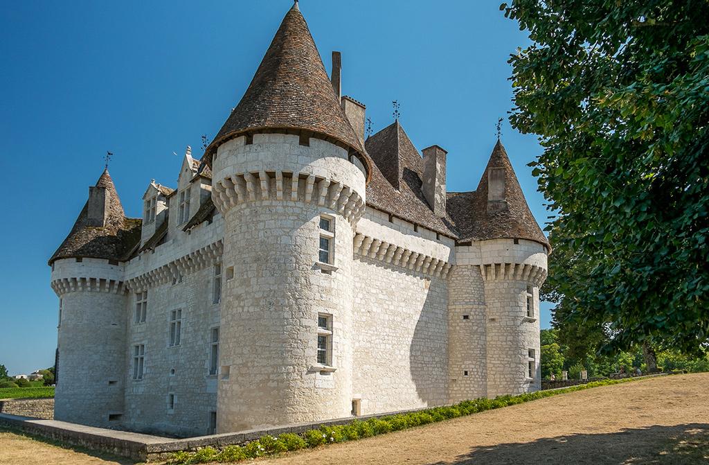 Château de Monbazillac (Dordogne) - Crédit photo: Alain01789 - Flickr
