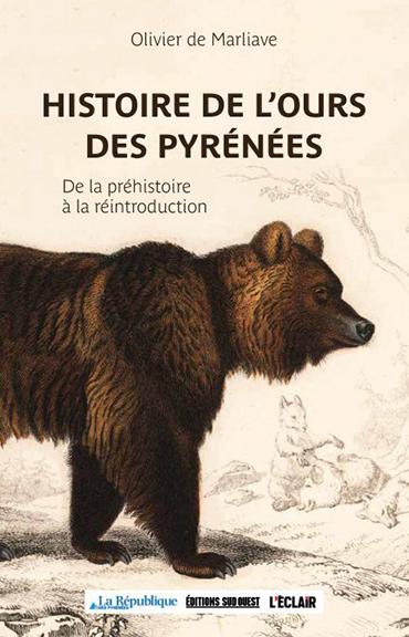 couverture hsitoire de l'ours des pyérénées