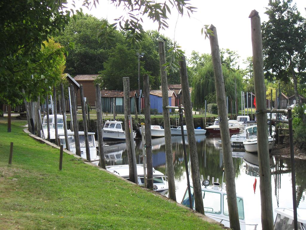 Port de Biganos - Crédit photo: FranceSudOuest