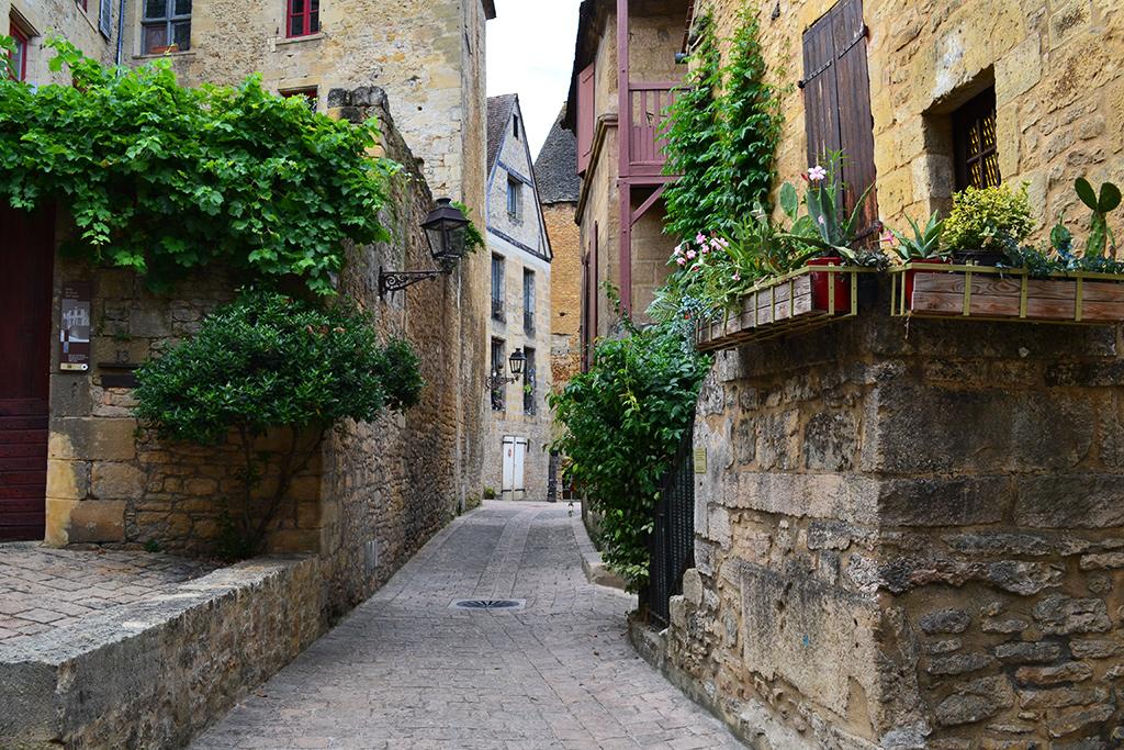 Rue de Sarlat (Dordogne) - Crédit photo: FranceSudOuest