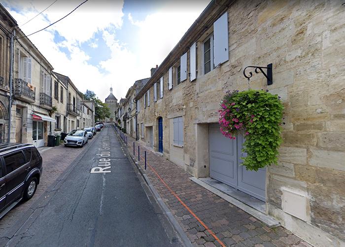 rue du général de gaulle lormont