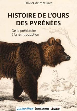 histoire de l'ours des Pyrénées