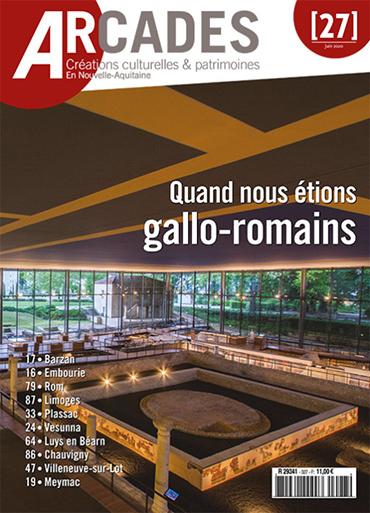 couverture revue Arcades n°27