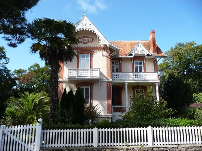 Villa arcachonnaise