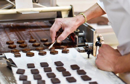 atelier de la chocolaterie saunion