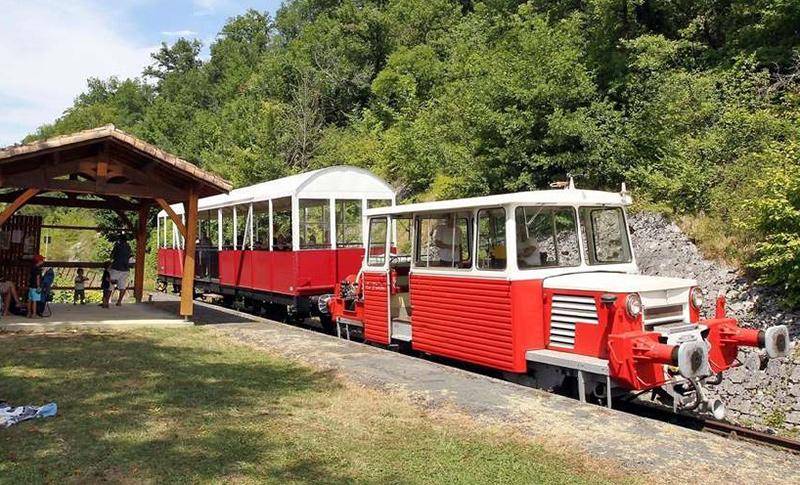 petit train touristique du pays d'albret