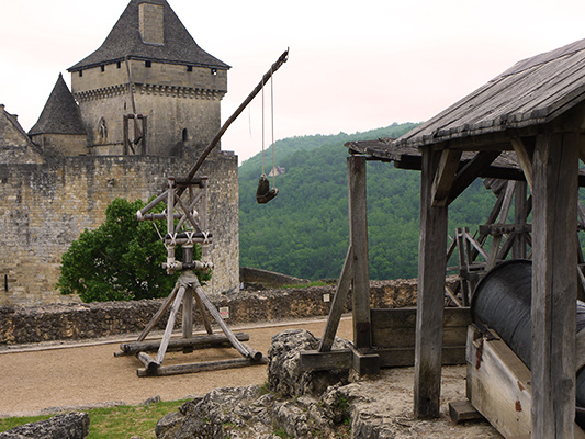 musée de la guerre au moyen-âge